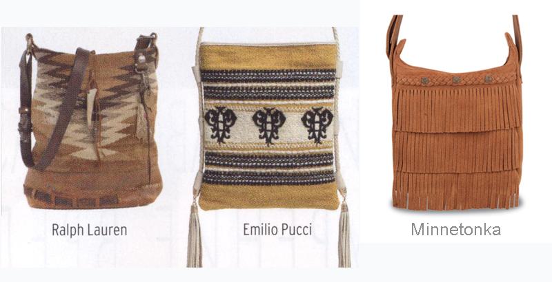 Сумки - килим являются отличительной чертой американо-индейской истории...