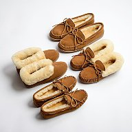 Best Sheepskin Slippers for Men & Women Minnetonka