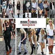 STYLE: People + Minnetonka.Celebrity Walk by Minnetonka.